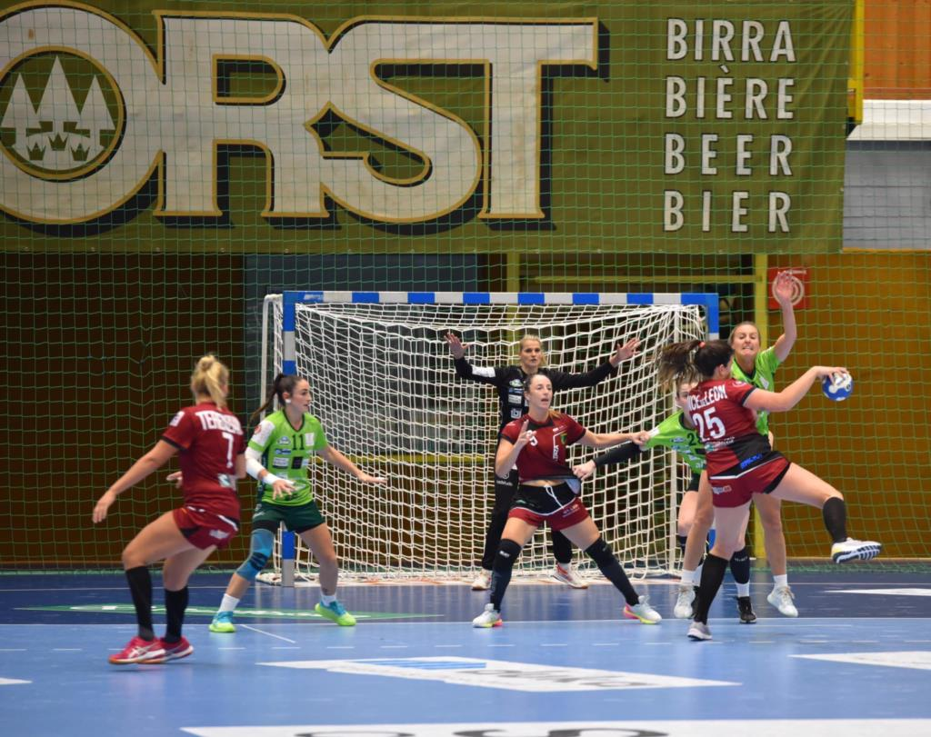 Torna a giocare la Handball Erice