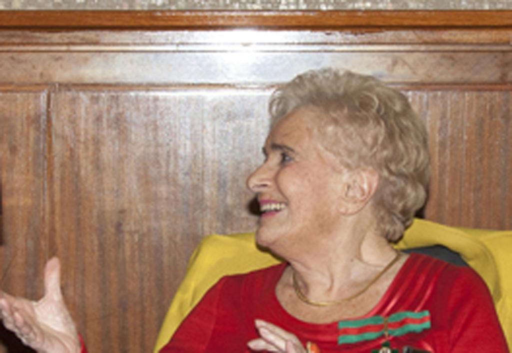 Trapani - Addio a Bruna Vecchi Culcasi