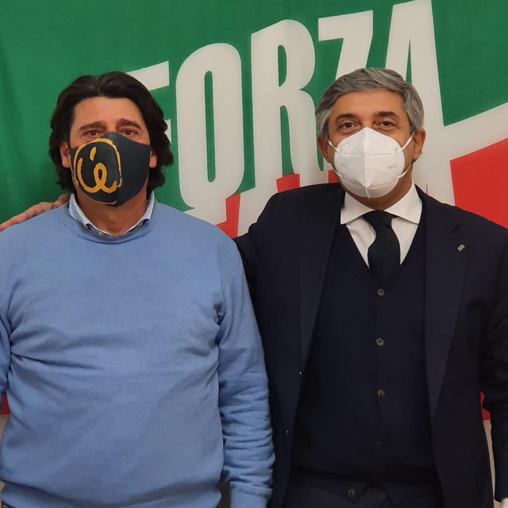 Paceco, Pietro Cafarelli passa in Forza Italia