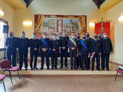 Calatafimi: encomio ai carabinieri e la polizia municipale