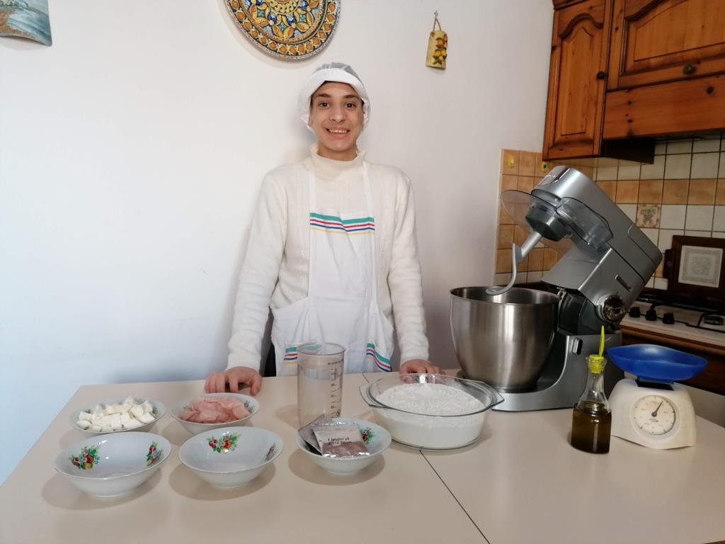 Calzoni Siciliani Fritti (VIDEO)