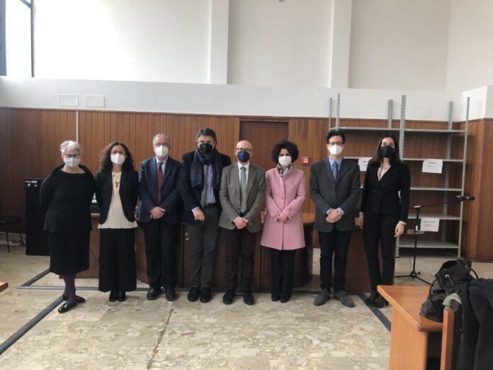 Trapani, l'avvocato Lo Giudice riconfermato alla guida della Camera Civile