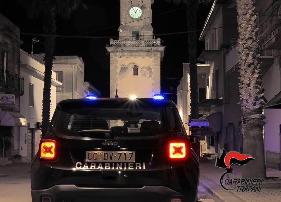 Campobello, minaccia di suicidarsi: salvata dai Carabinieri