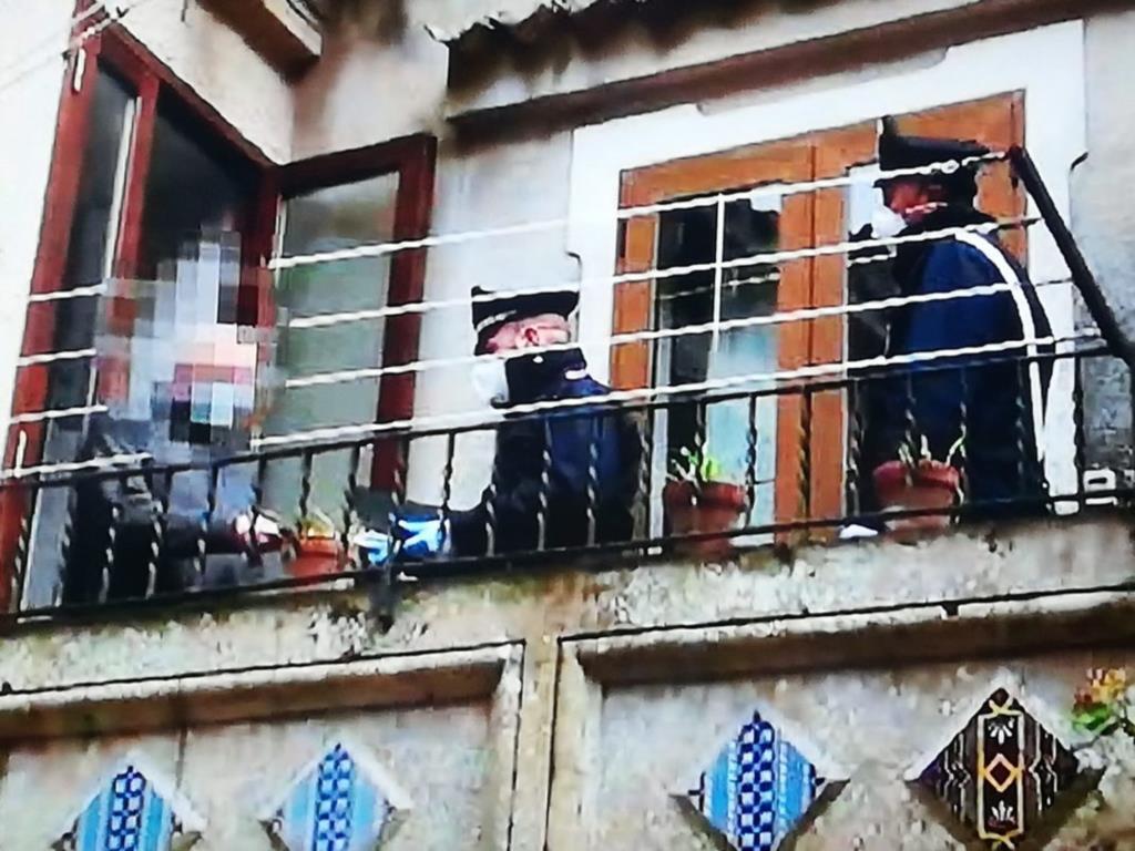 I carabinieri in aiuto agli anziani