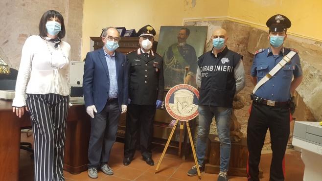 Il bilancio delle attività dei carabinieri del Nucleo Tutela Patrimonio Culturale di Palermo