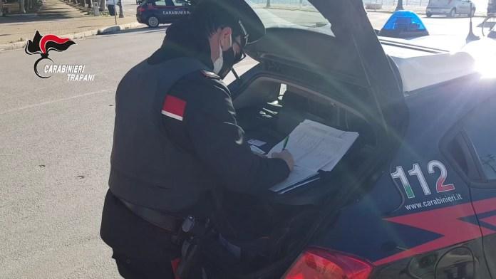 Covid 19, i Carabinieri sanzionano 50 persone