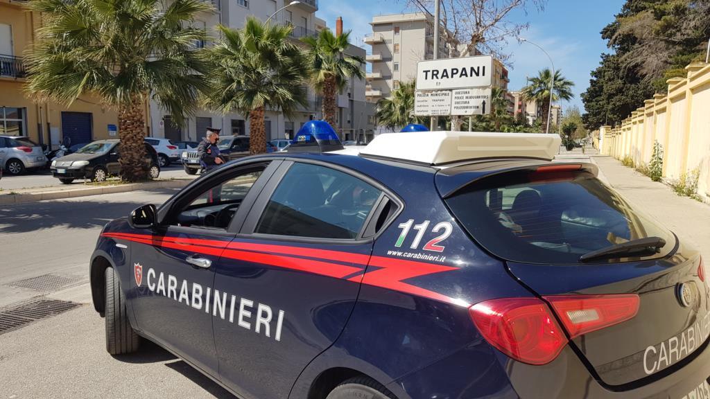 Trapani: ottantaduenne in crisi respiratoria salvata dai carabinieri