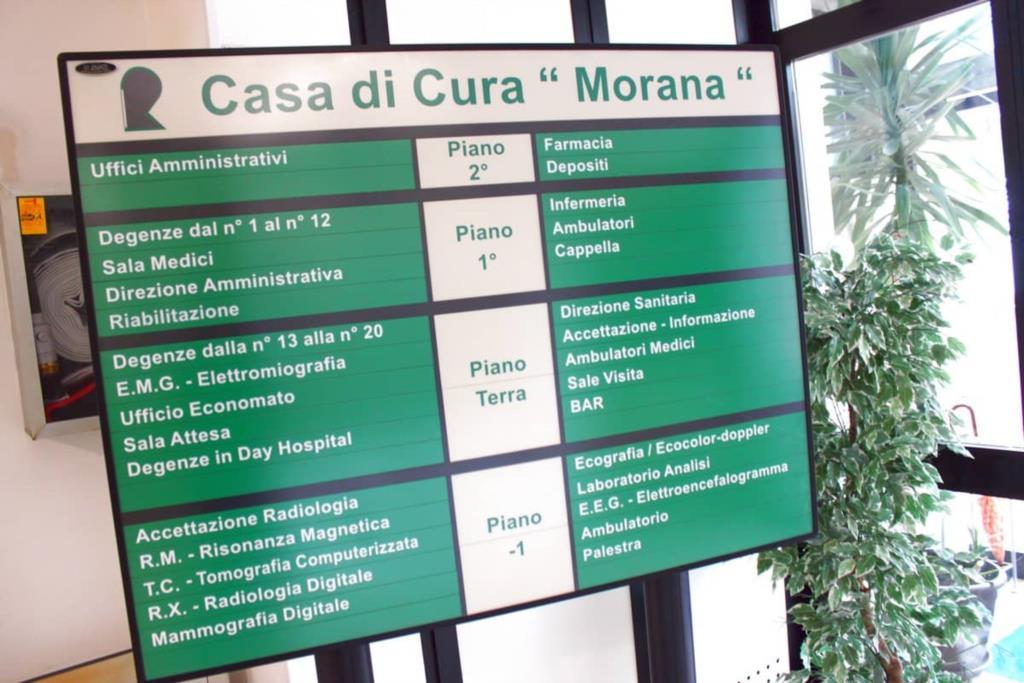 Marsala, focolaio Covid alla RSA clinica Morana