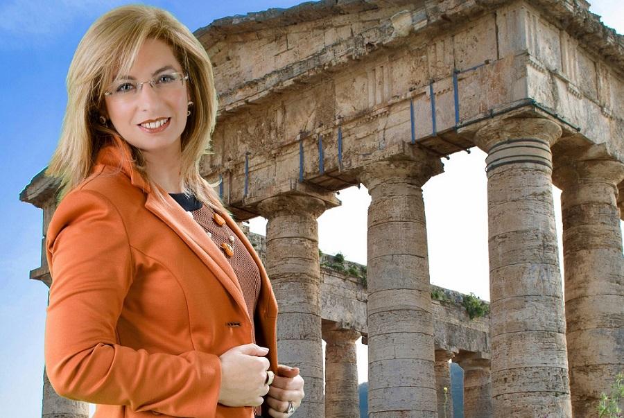 Calatafimi-Segesta: Caterina Verghetti mette