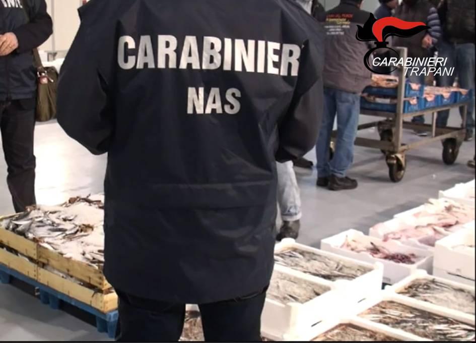 Marsala, controlli dei carabinieri del Nas, sequestri e sanzioni