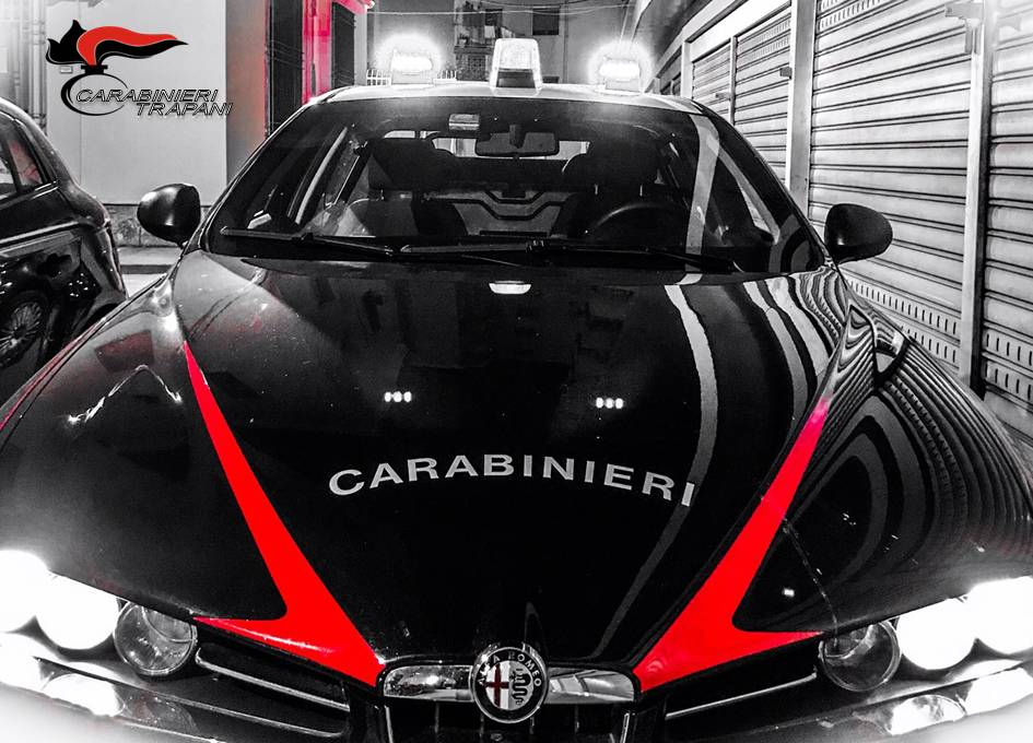 Castelvetrano: ruba auto, denunciato dai carabinieri