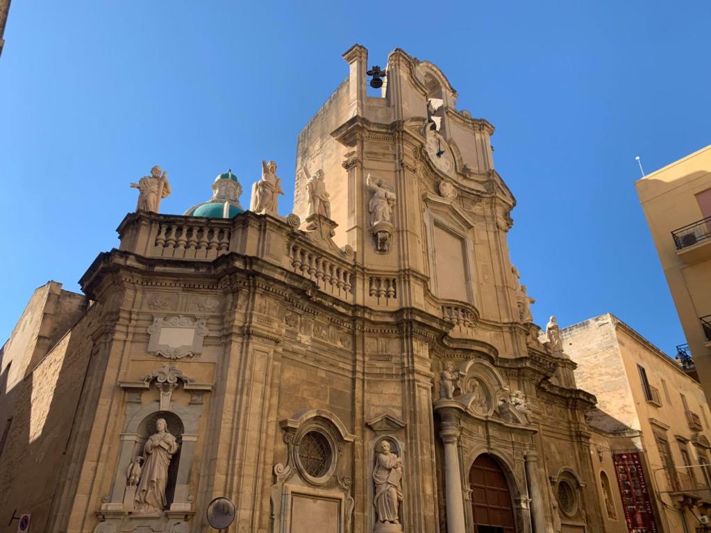 Chiesa del Purgatorio: il calendario degli eventi per la Settimana Santa a Trapani
