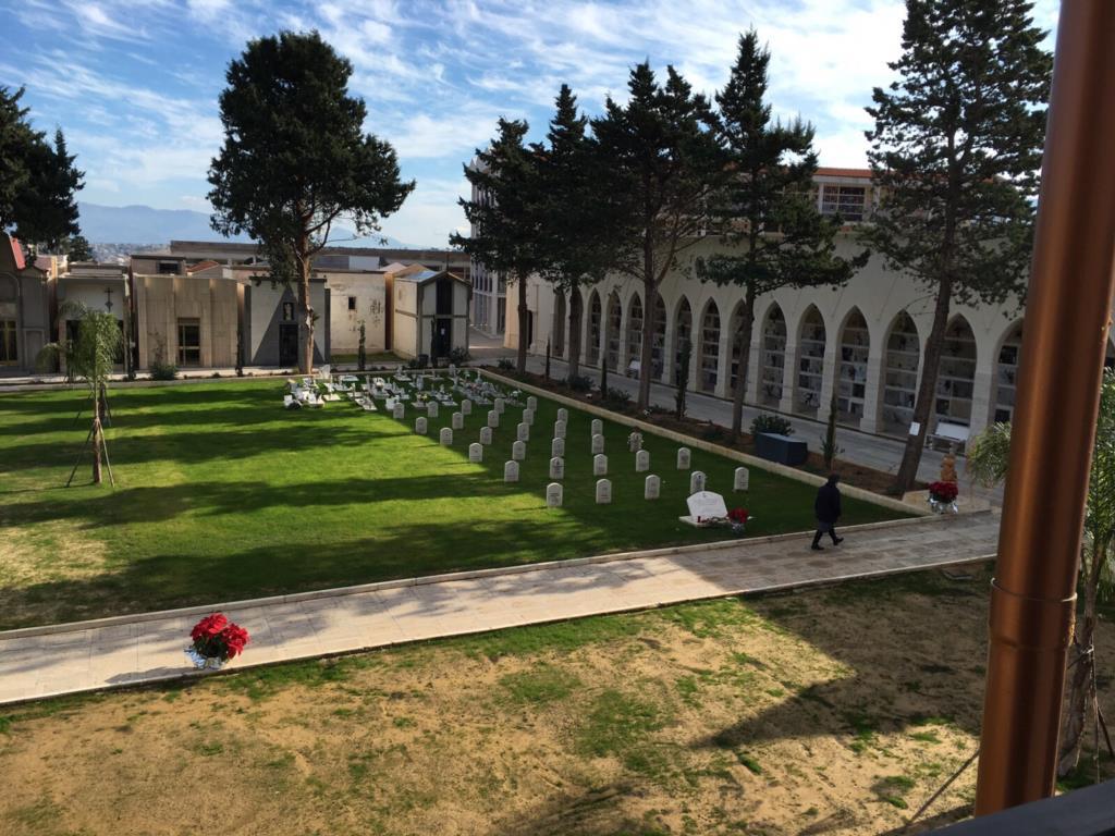 Castellammare, apertura continuata del cimitero