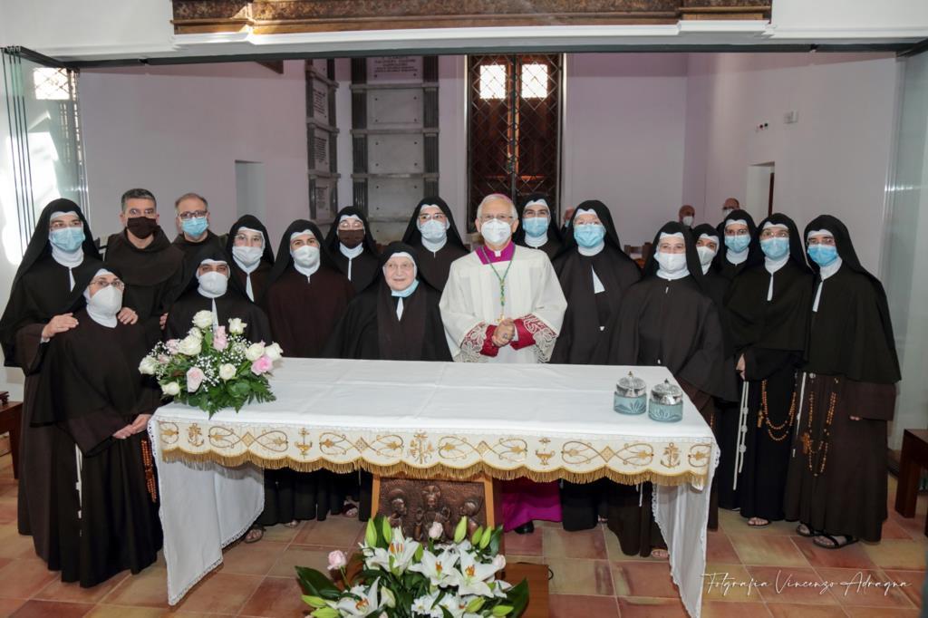 Le monache del Sacro Cuore di Alcamo si trasferiscono a Erice