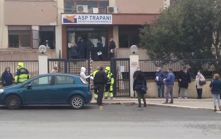 Controlli anti Covid: a Marsala arriva la Protezione civile