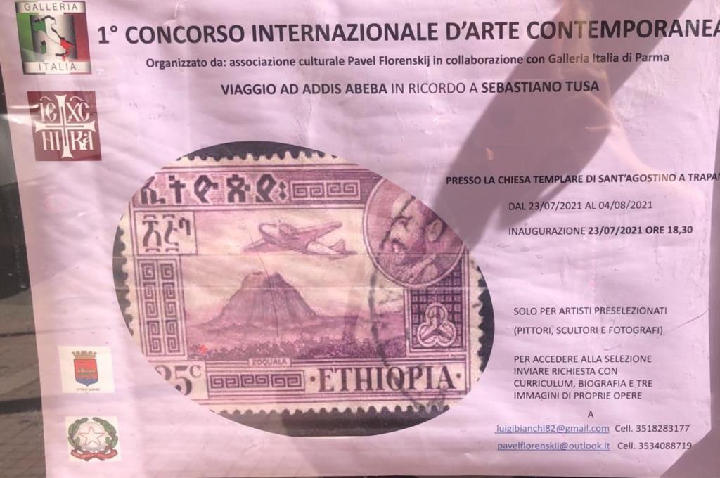 Al via il primo concorso internazionale d'arte 'Viaggio ad Addis Abeba'