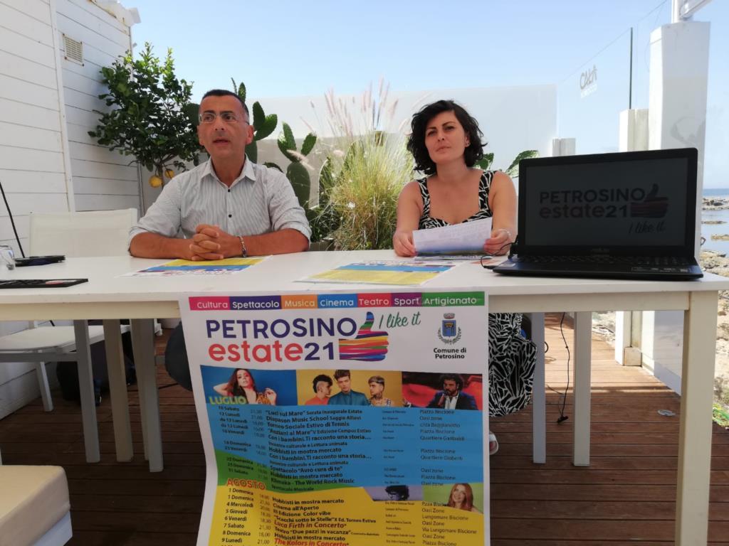Petrosino Estate 2021, presentato il cartellone delle manifestazioni