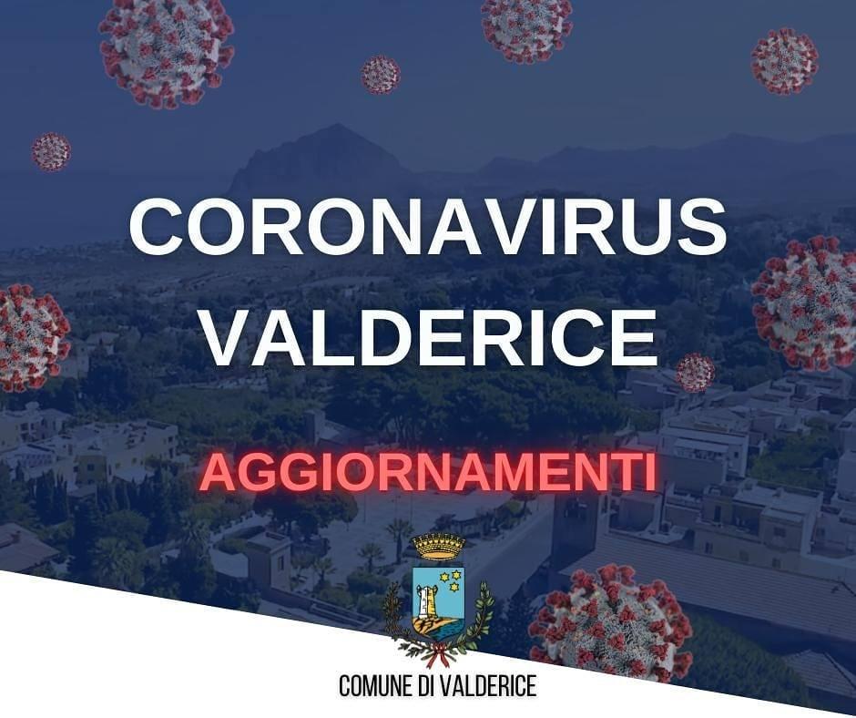 Valderice, scendono i contagi da Covid 19