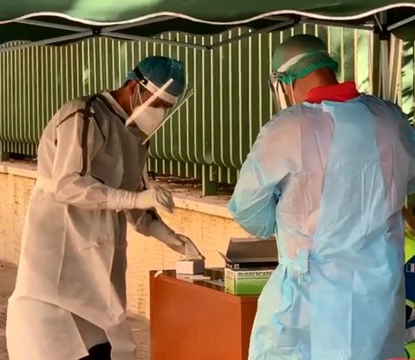 Coronavirus, sale a 1.241 il totale dei positivi in provincia di Trapani