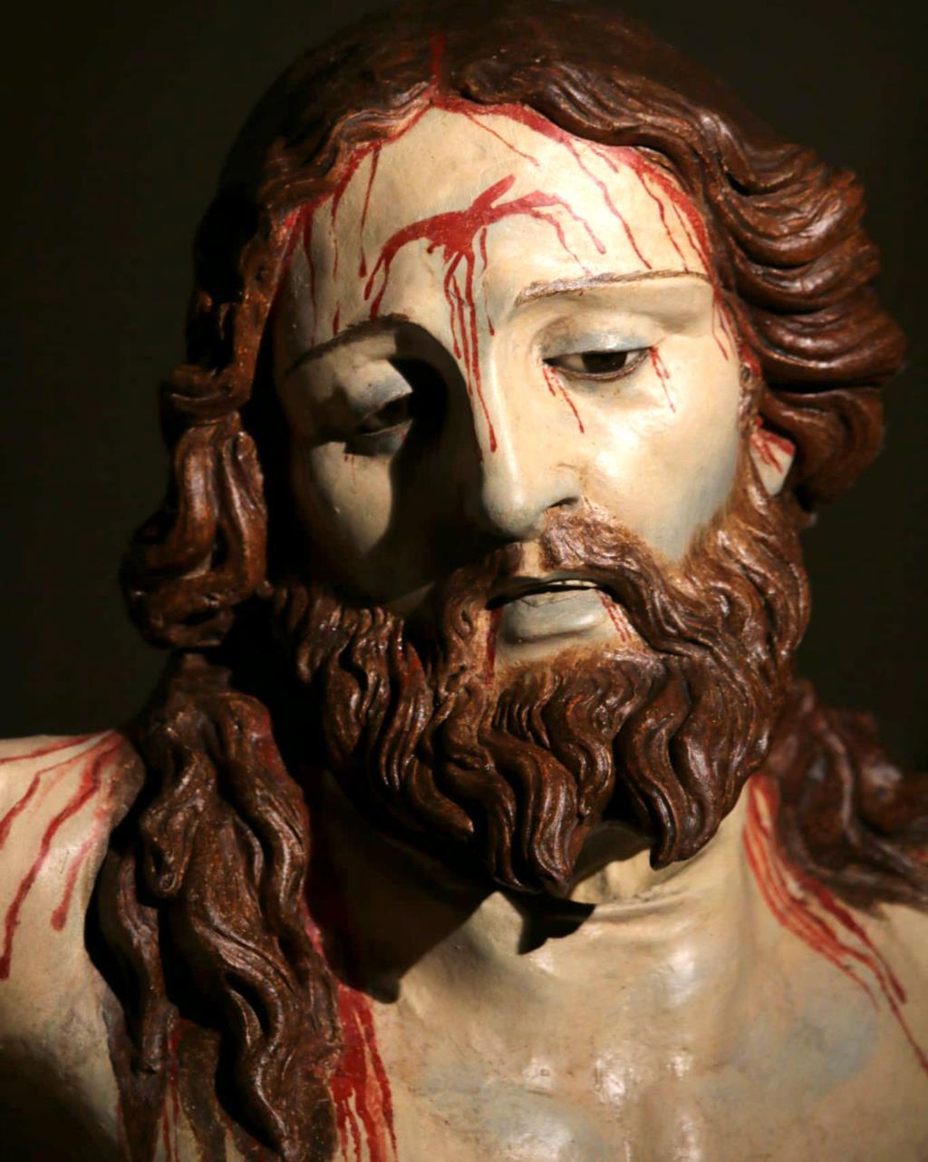 Concluso il restauro del Crocifisso della discesa dalla croce
