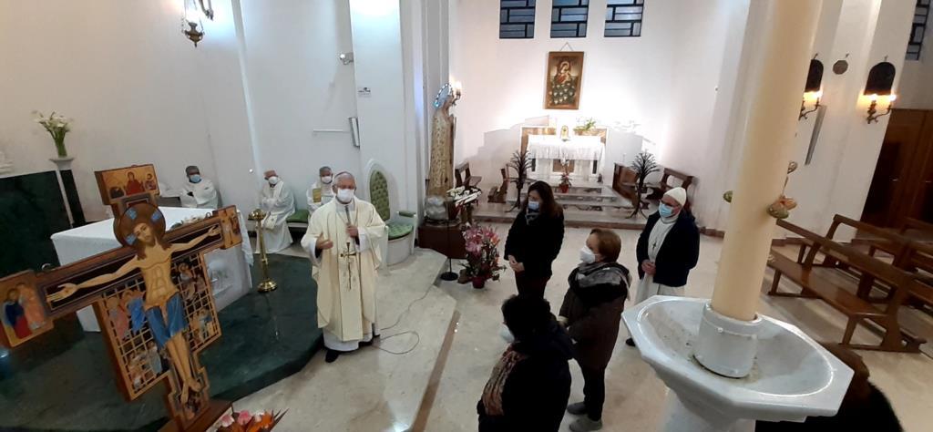 Il messaggio del vescovo Fragnelli ai detenuti di alta sicurezza del carcere di Trapani