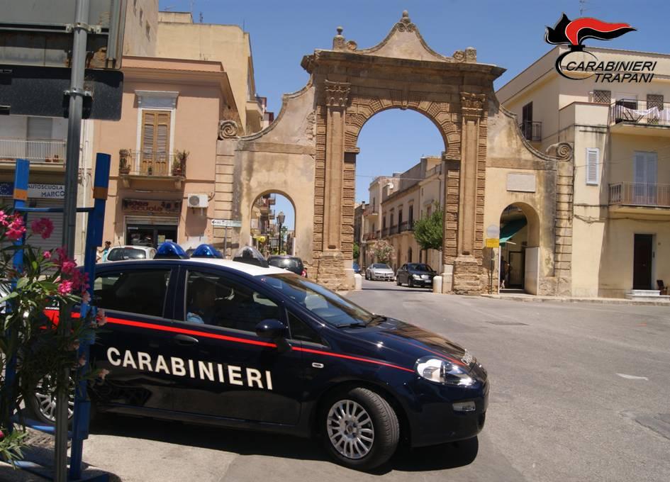 Castelvetrano, rintracciato dai CC l'uomo che ha investito un pedone senza prestare soccorso