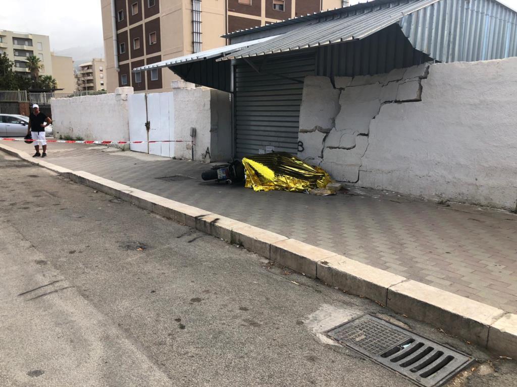 Incidente mortale stamane a Trapani