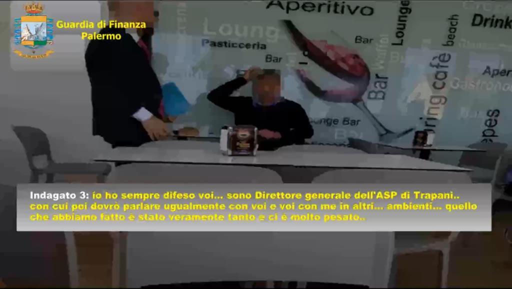 Incredulità dopo l'arresto del manager dell'Asp  di Trapani, Fabio Damiani, coinvolto nell'operazione