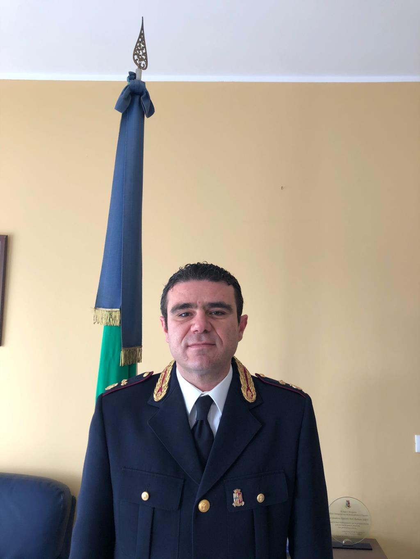 Cambio di guardia al Commissariato di Mazara: Lupo al posto di Bologna