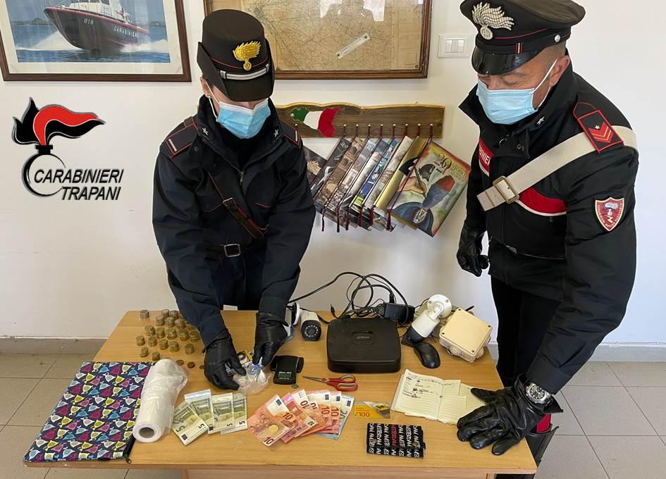Operazione dei Carabinieri a Palermo, un arresto anche a Marsala