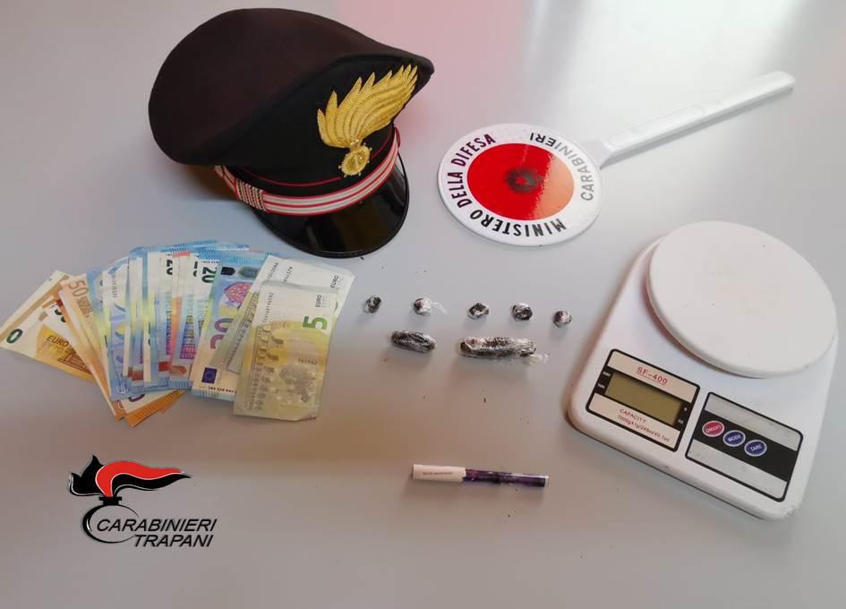 Centro storico, un arresto per spaccio di droga