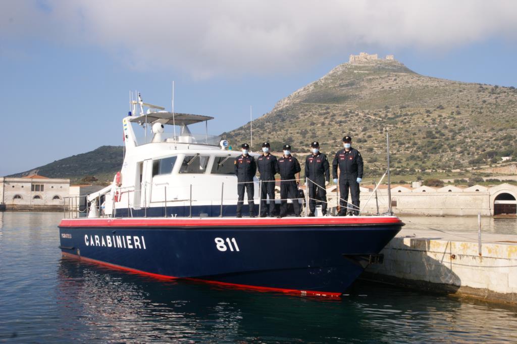 Sicilia, un'estate intensa per i Carabinieri impegnati su tutte le isole minori