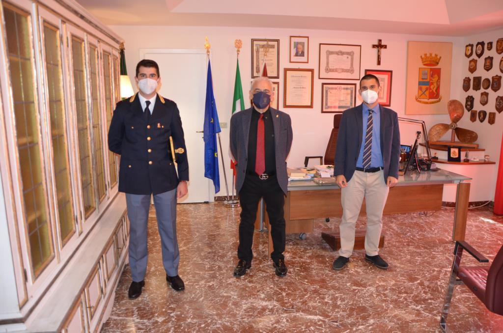 A Marsala arriva il commissario Gabriele Cannizzo