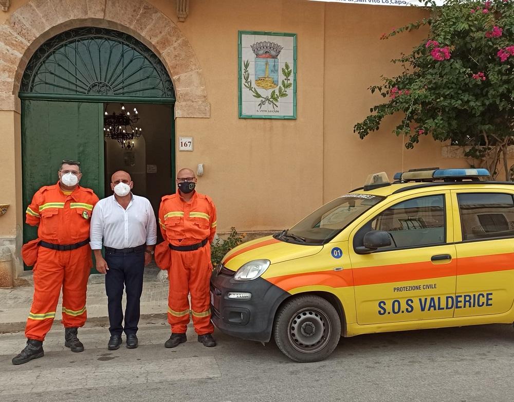 A San Vito Lo Capo arriva l'associazione S.O.S. Valderice