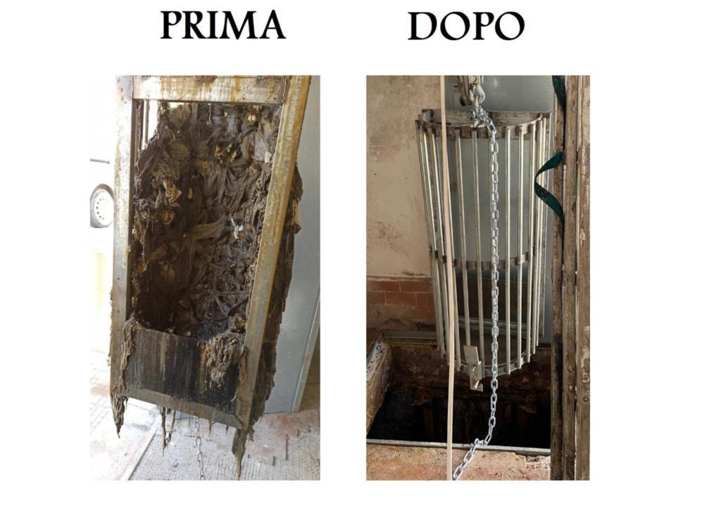 Manutenzione straordinaria degli impianti di sollevamento liquami a Trentapiedi, San Giuliano e San Cusumano