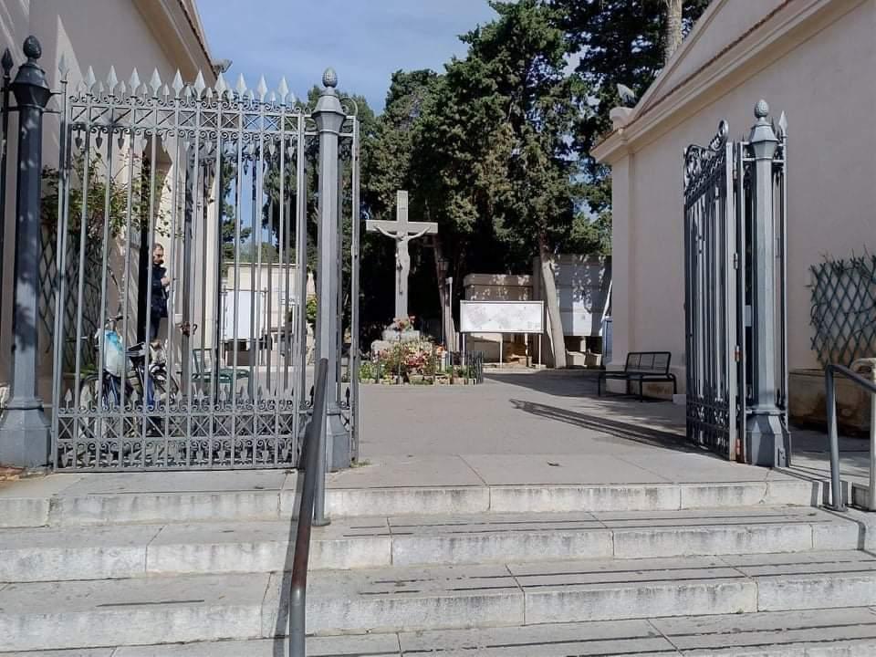 Cimitero di Trapani, risolto il problema delle sepolture