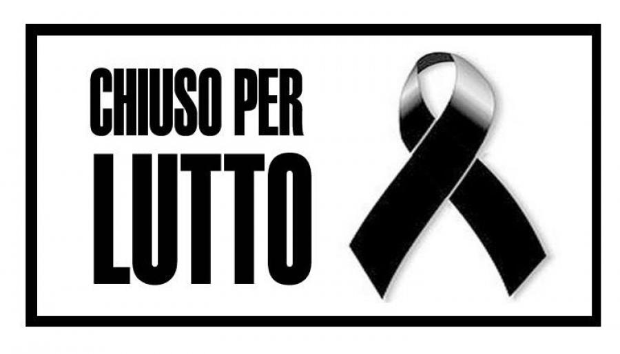 In segno di lutto per la scomparsa del padre del nostro webmaster
