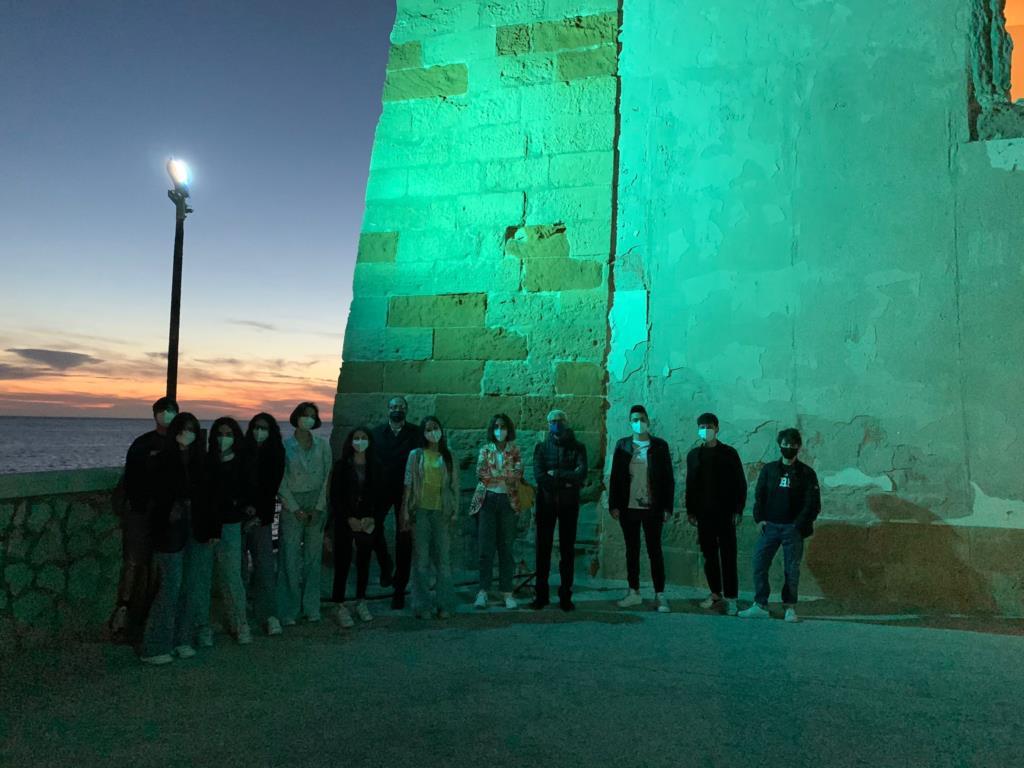 Festa dell'Europa, manifestazione a Torre di Ligny