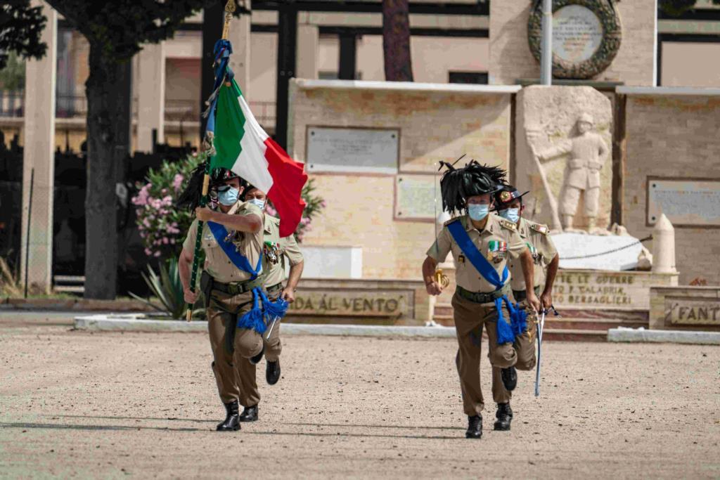 Trapani: i Bersaglieri celebrano l'anniversario della costituzione del Corpo