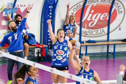 Domani sera la Sigel in Puglia per la Pool Promozione di Volley