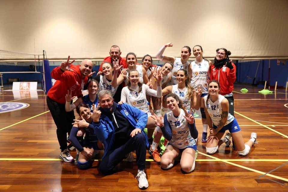 Domani la Fly Volley Marsala sul parquet della capolista Terrasini