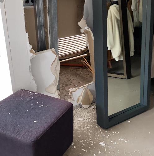 Trapani: furto nella notte in un negozio di Via Fardella