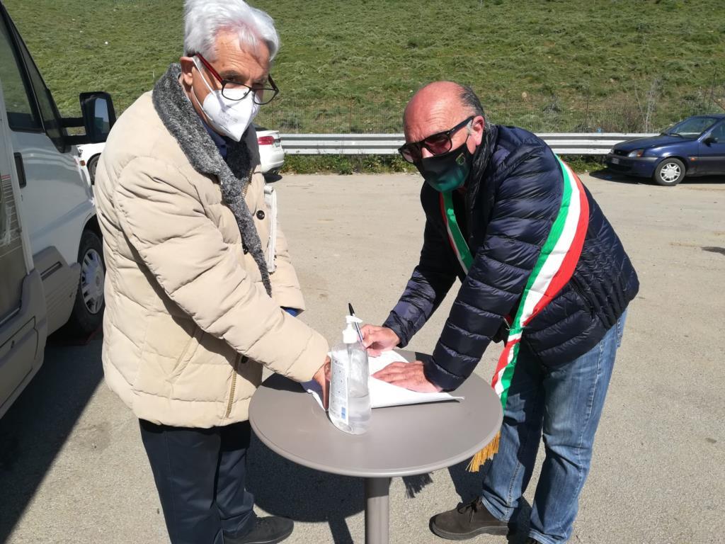 Erice, il vicesindaco firma la petizione a favore del limite di 500 metri slm per le Zone Franche Montane