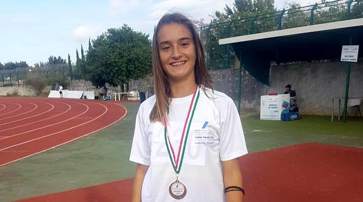 Il Real Paceco domani presente a Rieti con l'atleta Gilda Arceri