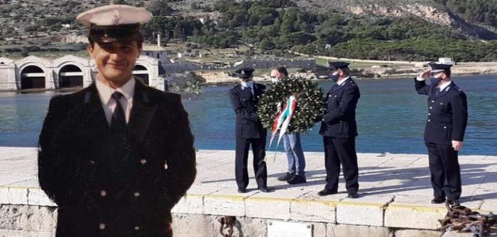 Favignana, la pilotina ricorderà l'agente Barraco morto per aiutare gli altri