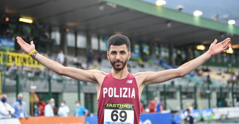 Il valdericino Ala Zoghlami stacca il pass per le Olimpiadi di Tokyo