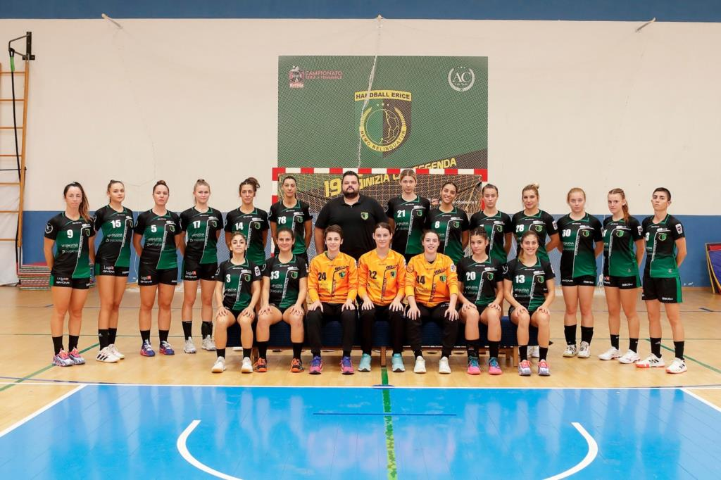 Torna domani il campionato per l'Handball Erice