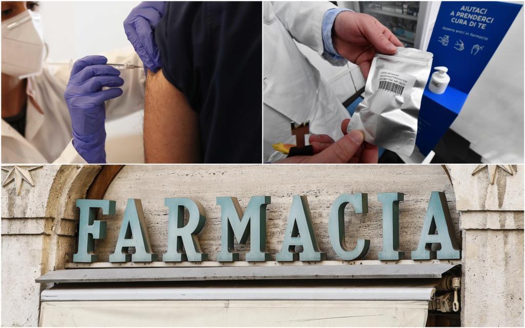 Via libera ai vaccini nelle farmacie