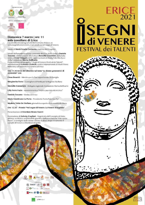«I segni di Venere»: a Erice una due giorni dedicata alle donne