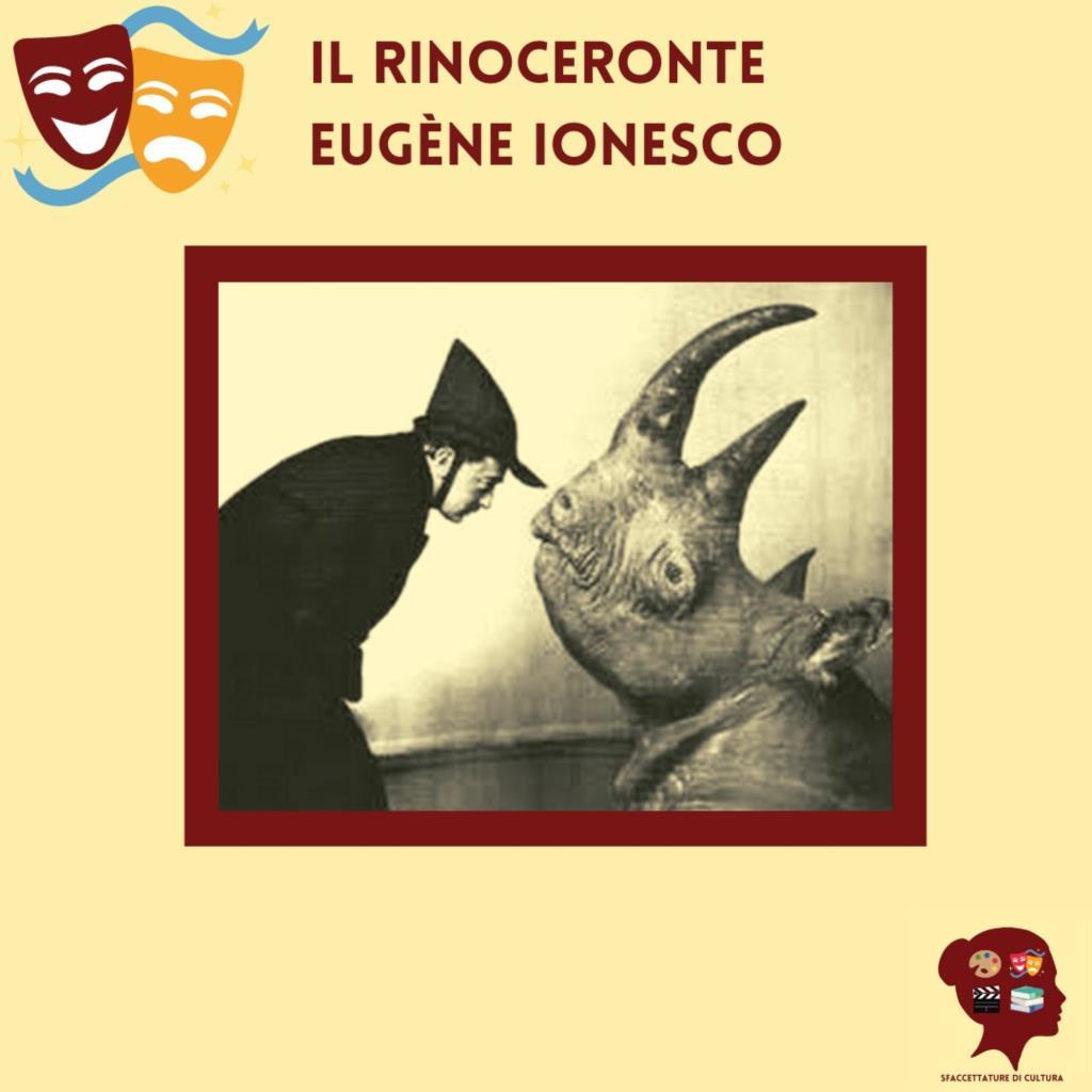 Il rinoceronte
